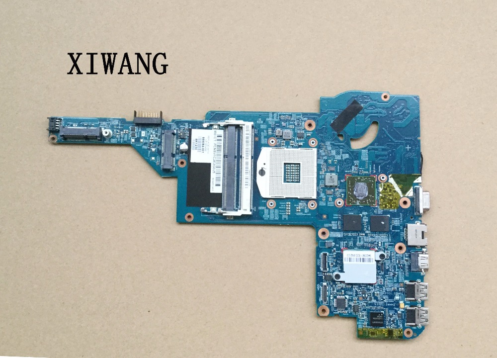 Laptop motherboard 669084-001 for HP DM4 DM4-3000 motherboard with Intel DDR3 Non-integrateted fully test and free shipping