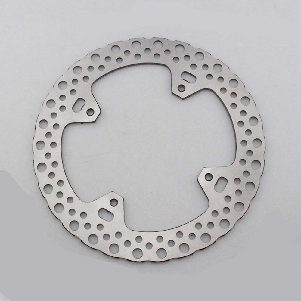 43351-kz4-j40 Motorcycle Rear Brake Disc For Honda Cr125 Cr250 Cre F 250 R 300 500 X Crf250 Crf250r Crf450 R R2-r9 X5 X6 X7 X8 We Have Won Praise From Customers Brake Disks