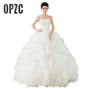 5d38322f588 OPZC Princess Ball Gown Wedding Dress Vestido De Noiva