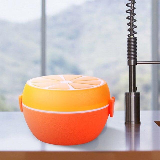 Plastic cooking utensils Lunch Box