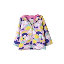 Y058 2018 Baby Jackets For Girls Coat For Girls Clothes Casu