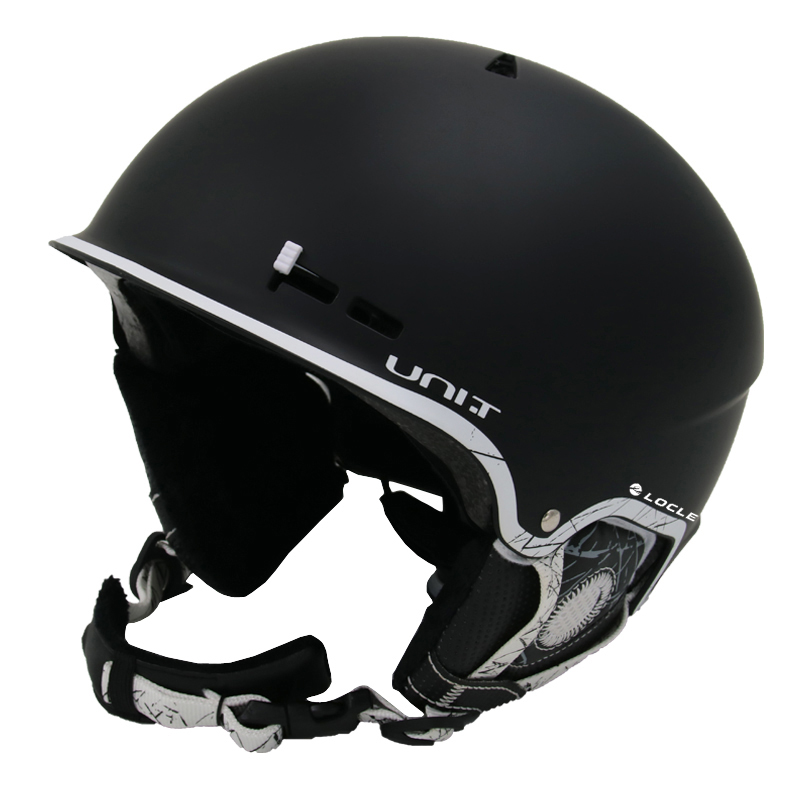 LOCLE CE Certification casque de Ski sécurité casque de Ski hommes femmes neige casque taille 56-63 cm Ski Snowboard Skateboard casque