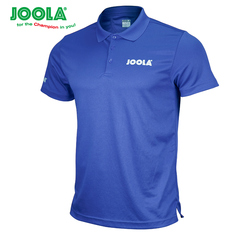 2018 New Arrival JOOLA Table Tennis Clothes Sportswear Quick Dry Short Sleeve Men Ping Pong Shirt Badminton Sport Jerseys(China)