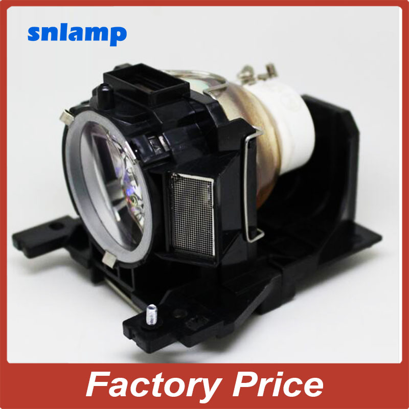 Compatible  Projector lamp DT00893 Bulb for Hitachi CP-A52 ED-A101 ED-A111 CP-A200 USHIO NSHA220W compatible projector lamp for hitachi dt01151 cp rx79 cp rx82 cp rx93 ed x26