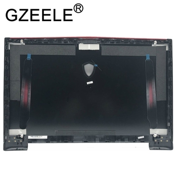 GZEELE New laptop LCD SCREEN LID BACK COVER FOR MSI GT73 GT73VR LCD Rear Lid Cover top case black