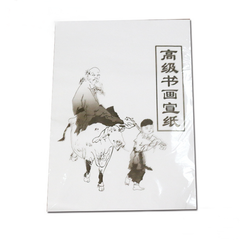 1 pack Chinese Xuan <font><b>Paper</b></font> White Calligraphy <font><b>Rice</b></font> <font><b>Paper</b></font> <font><b>Roll</b></font> For Brush Painting Writing Practices Thin Translucent <font><b>Paper</b></font> Sheets