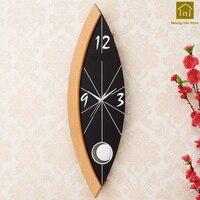 Творческий Гостиная Спальня офисные цифровые часы настенные декоративные Античный Декор дома Relojes де сравнению бытовой Товары SKP020