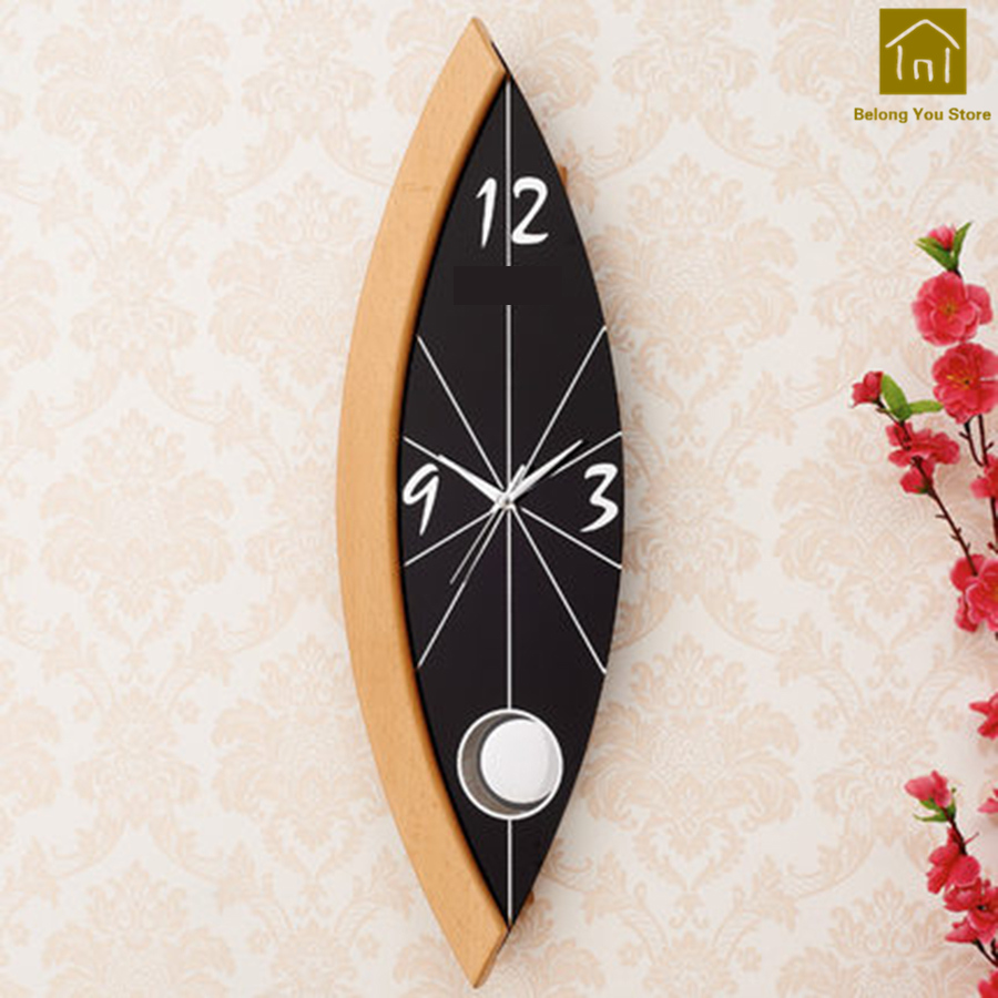 Creative Living Room Bedroom Office Digital Clock Wall Decorative Antique Home Decor Relojes De Pared Household Goods SKP020