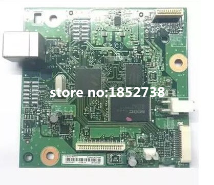 90% New Original CZ172-60001 formatter board for LaserJet M126A M126 M125A M125 Mainboard/ Formatter Board new oem formatter board 220v for hp laserjet pro m126a m126 m125a m125 126 125 cz172 60001 high quality mainboard copier parts