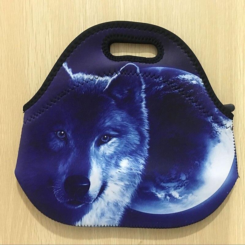 lancheira bebê bolsa bolsa de Animal Lunch Bag : Women Lunchbag