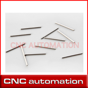 2pcs chrome steel Cylindrical roller Dowel Locating Pin M3 M4 M5 3mm / 4mm / 5mm * 50 55 60 70 80 mm Smooth Rods Linear Shaft(China)