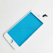Touch Screen Digitizer Panel Glass Lens Sensor + Frame for iPhone 6 4.7