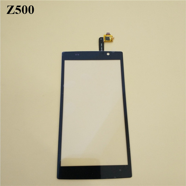 For Acer Liquid Z500 Touch Screen Digitizer With Logo Replacement OGS Tested Well Black Color Mobile Phone Touch Panel