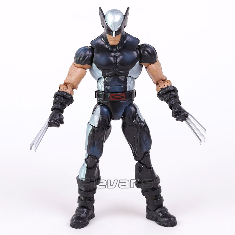 Original Logan Action Figure High Quality Marvel Super hero Deadpool PVC Loose Figure Toy 16cm  marvel deadpool funko pop super hero pvc ow batman action figure toy doll