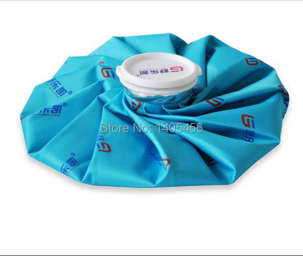 11 Ice Bag Cap Retailer Healthcare Sport Injury First Aid Muscle Aches Relief Pain Pack Reusable Cold Water Or Hot In Massage Relaxation From