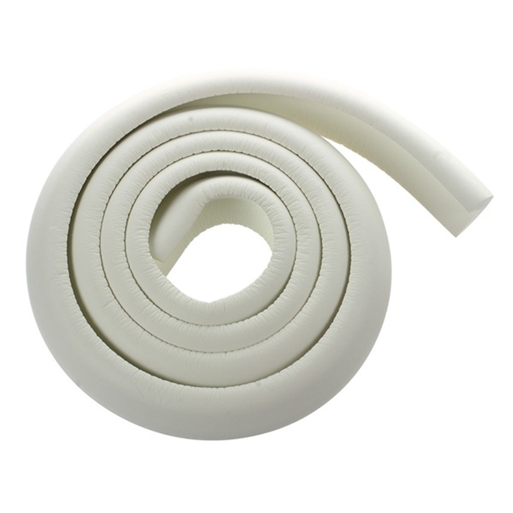 ABWE Best Sale Childproof Edge Corner Guard Cushion Length 2M Included 3M Adhesive (White)