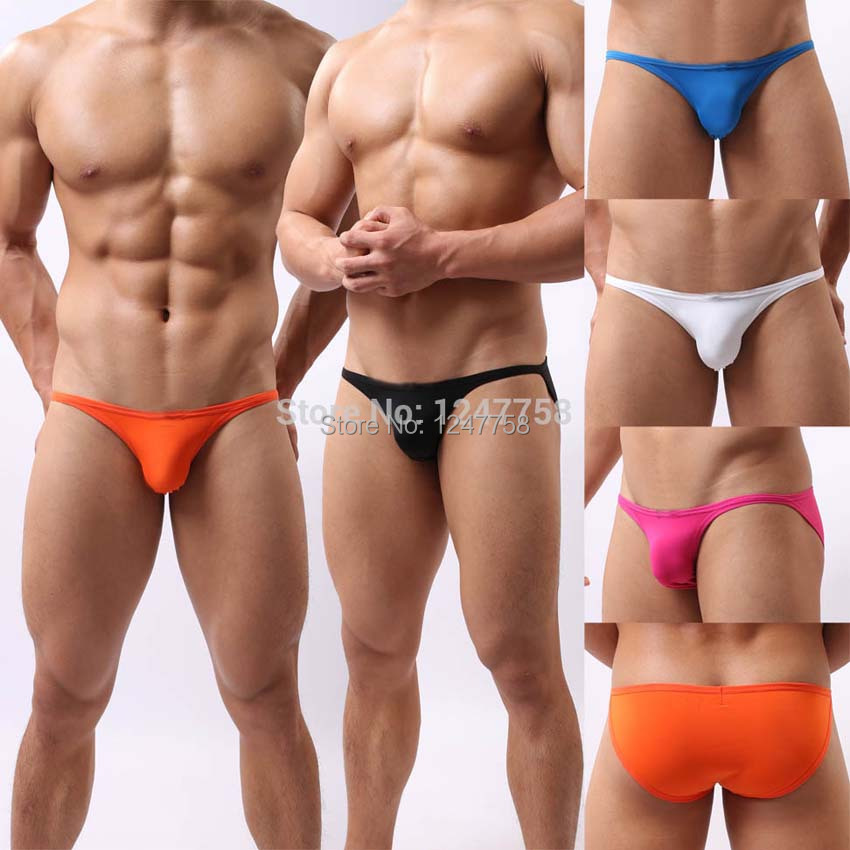 Brave Person Mens Mini Briefs Bikini Swimwear Beachwear Underwear ...