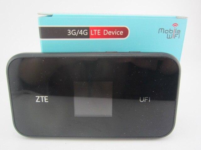Zte MF980 UFi LTE Мобильная точка доступа 4G + LTE cat9 wifii маршрутизатор FDD LTE плюс 2 шт антенна