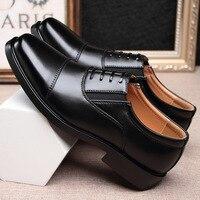 Male Leather Shoes Correct Dress Set Foot Male Shoe Man Shoes