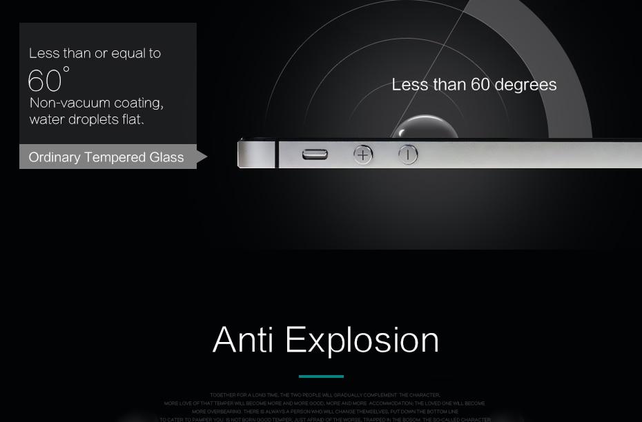 CHYI bez odcisków palców matowe szkło dla iphone 5s SE 5C ochraniacz ekranu oleofobowa powłoka 9 H dla iphone 7 8 plus xs Max XR szkło 25