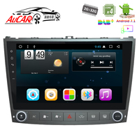 AuCAR 10.1 Octa Core Android 8.1 2GB+32GB Head Unit Car Radio for Lexus IS250 IS350 2005 2006 2007 2008 2009 2010 2011 4G RDS