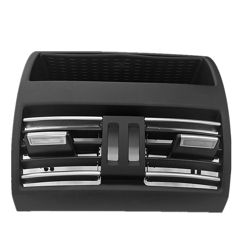 Rear Air Conditioning Ventilation Grille Air Outlet Frame For Bmw 5 Series F10 F11 2010-2016 64229172167 64 22 9 172 167