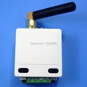Image 2 - 2x433 mhz משדר האלחוטי UART RS485 UART 1 km למרחקים ארוכים מודול RF תמסורת נתוני יציאה טורית לוח עבור PTZ Modbus PLC