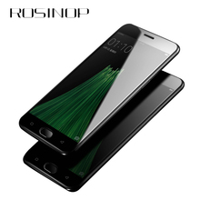 ROSINOP Phone Screen Protector Full Coverage Glass Film For meizu 16 x Scratch Proof Tempered Protective x8
