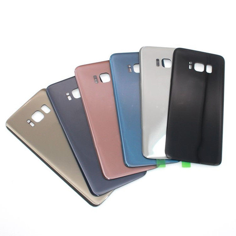 Back Housing Glass Panel Cover Battery Rear Door for Samsung Galaxy S8 S8 Plus