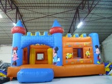 new inflatable bouncer castle inflatable mikey jumper bouncer zoon