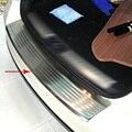 Для Dodge Journey JC Для Fiat Freemont 2012 2013 2014 нержавеющая Сталь Внешний Задний Бампер Протектор Подоконник Магистральные Крышка Протектора порог