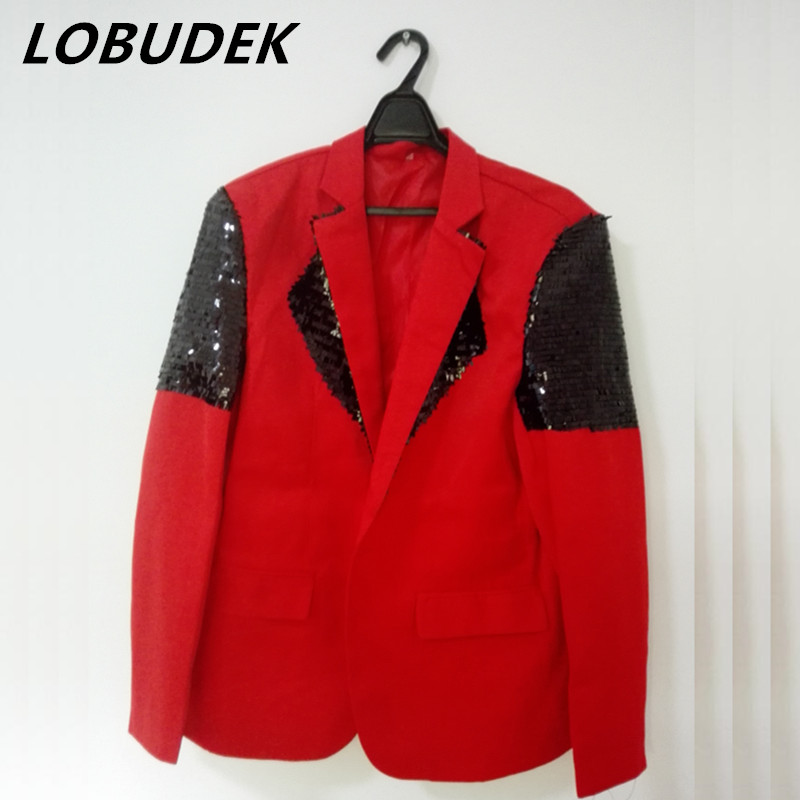 Popular Men Sequin Blazer-Buy Cheap Men Sequin Blazer lots from ...