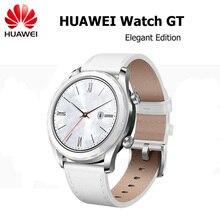 """Смарт часы HUAWEI GT, элегантные спортивные часы, 1,39 """"AMOLED, цветной экран, Heartrate, GPS, плавание, бег, Велоспорт, SleepWatch"""