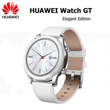 "HUAWEI WATCH GT Elegant Edition Smart Sport Watch 1.39"" AMOLED Colorful Screen Heartrate GPS Swimming Jogging Cycling SleepWatch"