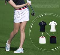 PGM New golf Tennis Fitness Short Skirt Badminton breathable Quick drying Women Sport Gym running Yoga short Skirts
