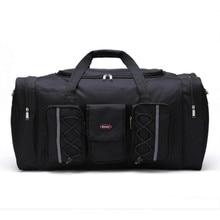 Polyester Travel Bag Large Capacity Men Hand Luggage Travel Duffle Bags Nylon Weekend Bags Women Multifunctional Travel Bags