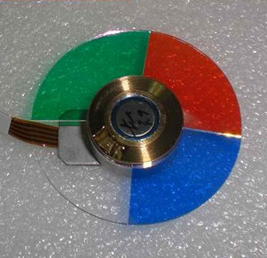 Obliging Projector Color Wheel For Toshiba Projector Tdp S8/t9/t90/t90a/t98 Color Wheel
