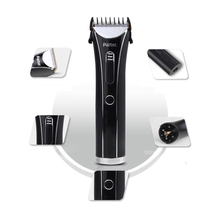 Hair Trimmer Electric Hair Cutter for Whole Family Cordless Corded Use Ultra Quiet Rechargeable Hair Cutter