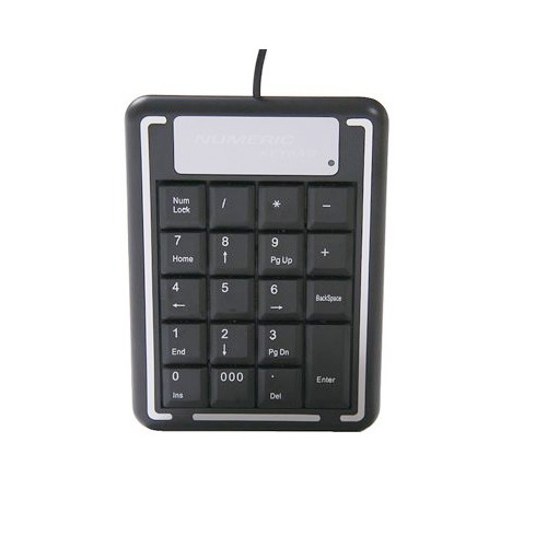 2015 Hot Superior Practical Convenient Portable USB Numeric Keypad PC for Laptop Noteboo image