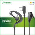 Baofeng Hot sales Walkie Talkie Headset Earphone E-002 for Two Way Radio UV-5R,UV-82,888S,777S,666S