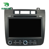 Android 7.1 Quad Core 2GB RAM Car DVD GPS Navigation Multimedia Player Car Stereo for VW TOUAREG 2011-2014 Radio Headunit