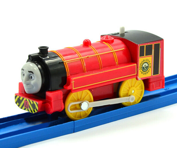 Children toy electric thomas and friend trackmaster engine Motorized kids toys