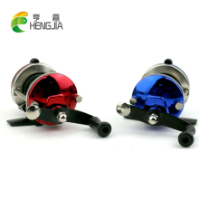HENGJIA ice fishing reel casting drop winter reels trout carp catifish mini fishing wheels isca pesca fishing tackles 1pc
