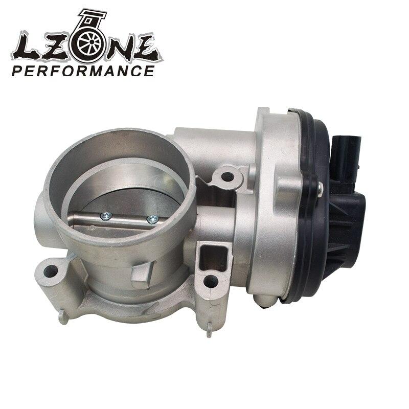 LZONE RACING - Electronic Throttle Body 1556736 VP4M5U9E927DC 4M5GFA 2.3L case for FORD Mondeo JR6701