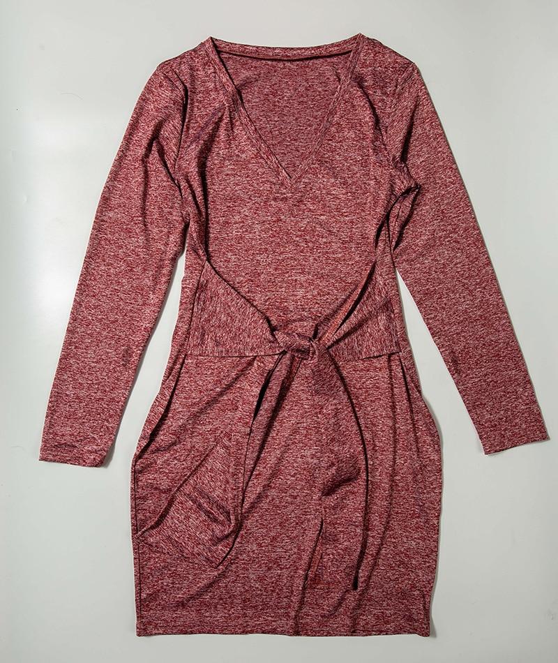 Long Sleev dress