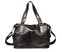 Women Leather Handbags Two Large Size