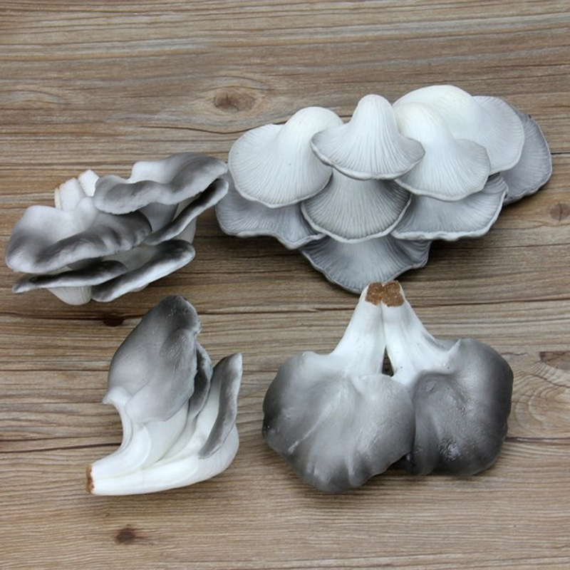 050 PU imitation mushroom imitation mushroom model cabinet decoration vegetable model in Artificial Foods Vegetables from Home Garden