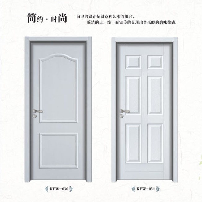 Acheter pvc porte mdf porte int rieure de for Porte interieure pvc