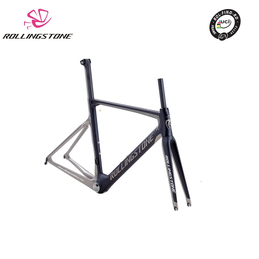 Rolling Stone UCI bicycle frame carbon road bike aero frameset FINDER 2018 700C 45 47 50