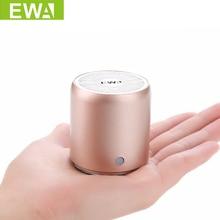 EWa A107 רמקול עבור טלפון/Tablet/מחשב מיני אלחוטי Bluetooth רמקול TWS קישוריות טכנולוגיה קטן נייד רמקול